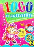 1000 de activitati pentru copii isteti, Vol. 2/***, Girasol
