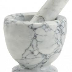 Mojar cu pistil marmura 10cm Handy KitchenServ