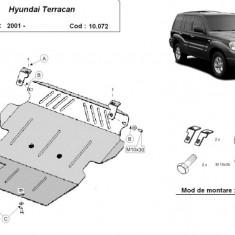 Scut motor metalic Hyundai Terracan 2001-2007