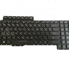 Tastatura Laptop, Asus, G703V, 0KNB0-E613US00, layout arabic