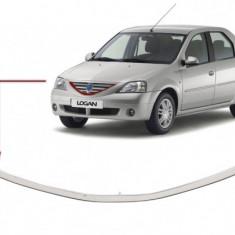 Ornament inferior grila Dacia Logan I 2004-2008 cromat 8473