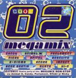 CD Cool Megamix 02, original: Animal X, Bere Gratis, Andra, K-pital