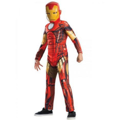 Costum iron man avengers