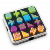Joc de logica Mental Blox Go Learning Resources, 10 variante rapide de joc