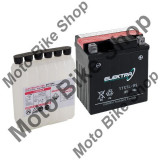 MBS Baterie moto + electrolit YTX9A-BS, Cod Produs: 246610100RM