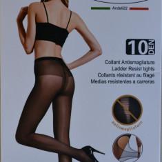 Ciorap modern cu aspect simplu, densitate 10 DEN, fara intarituri