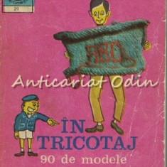 ABC In Tricotaj. 90 Modele - Kehaia Ciresica, Serafim Venera