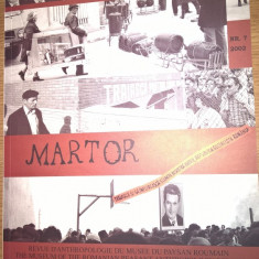 Revista Martor nr. VII/2002 - The eighties in Bucharest (editor: Irina Nicolau)