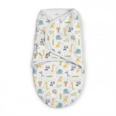 Sistem de infasare pentru bebelusi Safari Excursion 0-3 luni Summer Infant