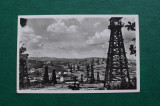 20ADE - Vedere - Carte postala - Moreni - Teren petrolifer Romania