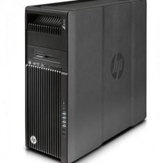 Cumpara ieftin Workstation HP Z640 Tower, 2 Procesoare Intel Quad Core Xeon E5-2637 v3 3.5 GHz, 64 GB DDR4 ECC, 512 GB SSD, DVD-ROM, Placa Video NVIDIA Quadro M500