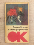 Georges Simenon - A furnes-i polgármester - 1083