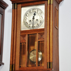 Ceas de perete cu pendul Philipp Haas