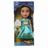 Cumpara ieftin Papusa Jasmine cu rochie turcoaz, Disney