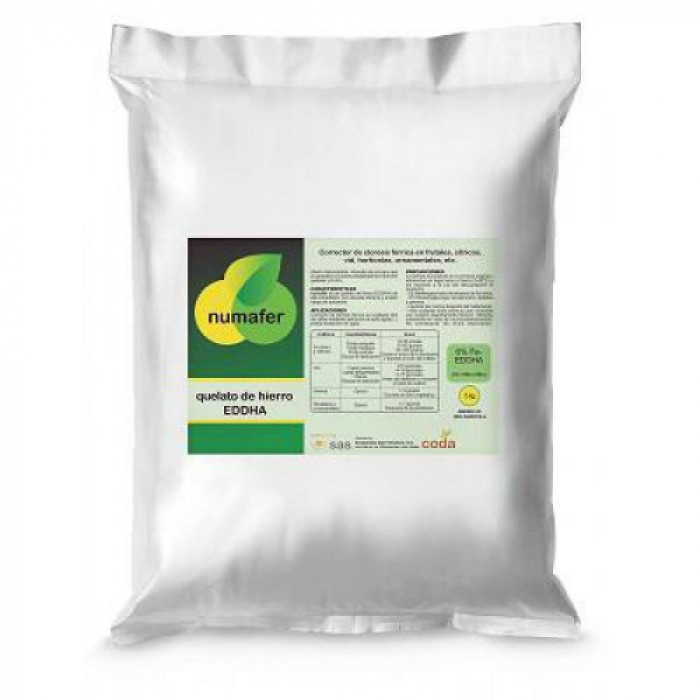 Ingrasamant Corector al deficitului de fier Numafer, Sustainable Agro Solutions