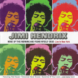 CD Jimi Hendrix – Woke Up This Morning And Found Myself Dead - Live In New York
