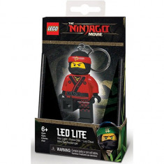 Breloc cu lanterna LEGO Ninjago Kai (LGL-KE108K)
