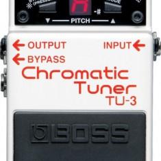 Acordor chitara Boss TU-3 Chromatic Pedal Tuner