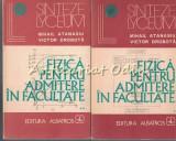 Cumpara ieftin Fizica Pentru Admitere In Facultate I, II - Mihail Atanasiu, Victor Drobota