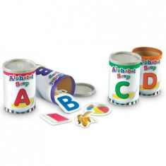 Supa de alfabet Set educativ