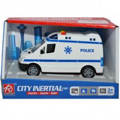 Masina politie cu baterii