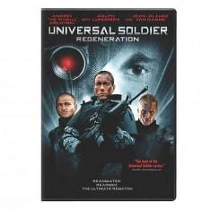 Universal Soldier Regeneration DVD