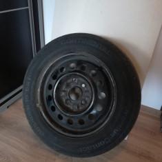 Roti auto  cu cauciucuri de vara 4 buc.