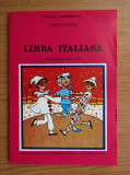 Haritina Gherman - Limba italiana, manual pentru clasa a III-a (1997)