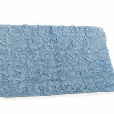 Covoras de baie Sahara Blue 50x80 cm