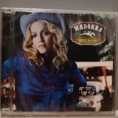 Madonna - Music  (2000/Warner/Germany) - CD ORIGINAL/Sigilat/Nou