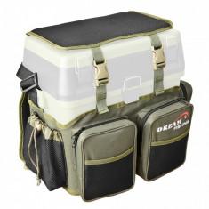 Ham/harsament tip rucsac B23, pentru cutie/scaun Baracuda HS317 (nu contine cutie)