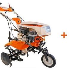 Motocultor O-Mac NEW 1000-S, 8 CP, Rti C. + Plug + Rarita (2019)