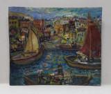 Nicolcea Spineni - Barci la Venetia