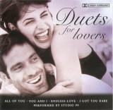 CD Studio 99 – Duets For Lovers, original, jazz