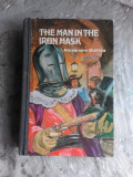 THE MAN IN THE IRON MASK - ALEXANDRE DUMAS (CARTE IN LIMBA ENGLEZA)