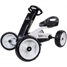 Kart cu pedale Sun Baby cu 4 roti si inaltime reglabila Zoomie