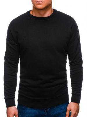 Bluza barbati B1229 - negru foto