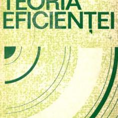 Teoria eficientei