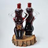 Sticla de vin in forma de femeie LOLA, Cadouri pentru barbati