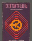 C9521 ELECTROTEHNICA, ELECTRONICA SI AUTOMATICA - POPESCU. MANUAL CLASA A X-a