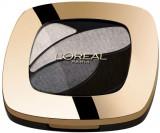 Cumpara ieftin Paleta farduri L Oreal Paris Color Riche Les Ombres, E5 Velours Noir, L'Oreal