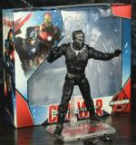 Figurina Black Panther Marvel Avengers Infinity War 17 cm MCU