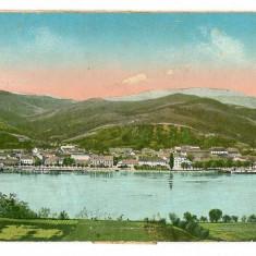 541 - ORSOVA, Romania - 10 mini old postcards - used - 1916