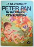 PETER PAN IN GRADINA KENSIGTON de J. M. BARRIE , ilustratii de ARTHUR RACKHAM
