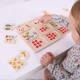 Puzzle - Potriveste-ma la locul meu PlayLearn Toys, Bigjigs
