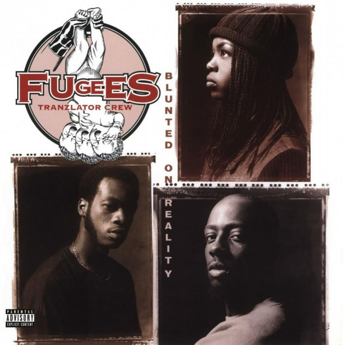 Fugees Blunted On Reality LP 2018 (vinyl)