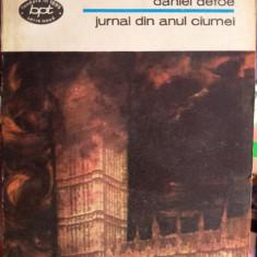 Jurnal din anul ciumei