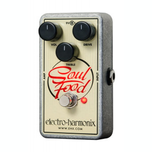Electro-Harmonix Soul Food - Distortion/Fuzz/Overdrive