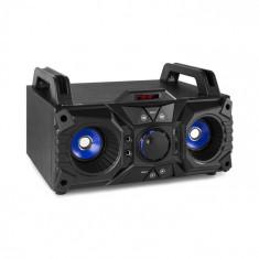 Fenton MDJ95, stație de petrecere, bluetooth, USB/SD/AUX, acumulator, negru