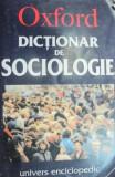 DICTIONAR DE SOCIOLOGIE-GORDON MARSHALL 2003